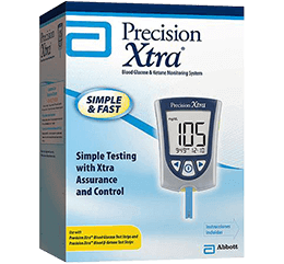 Precision Xtra - Blood Glucose Meter